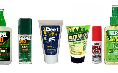 Insect repellent DEET explained