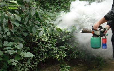 Where you should and where shouldn't use a Propane fogger