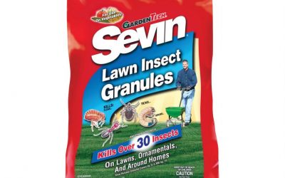 What is Sevin insecticide (synthetic insecticide)