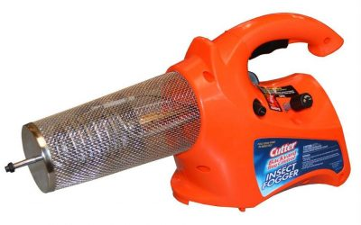 The Cutter propane insect fogger review