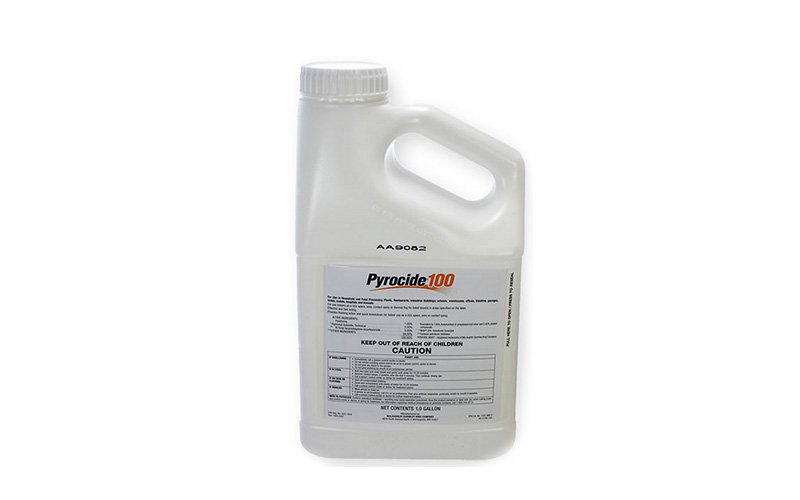 Pyrocide 100 insecticide review