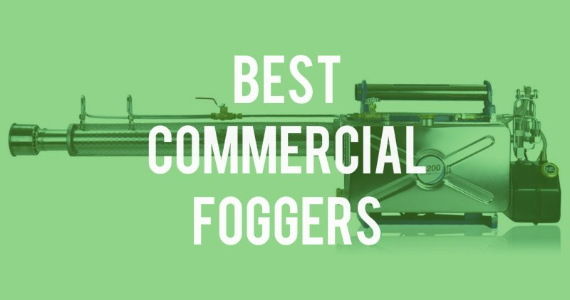 Best Thermal Commercial Mosquito Foggers for Maximum Protection