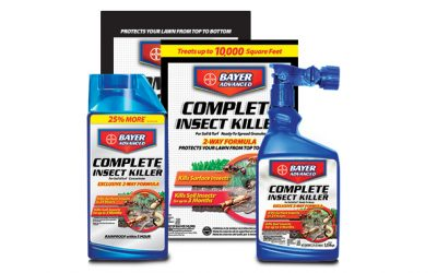 Bayer Advanced Complete Insect Killer Insecticide Review