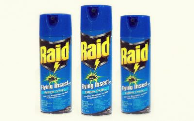 Raid Flying Insect Killer Insecticide Review