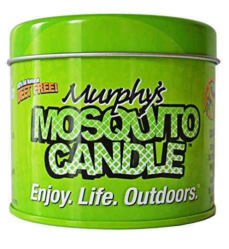 Eucalyptus Mint Candle Mosquito Repellent Jar And Waves Review