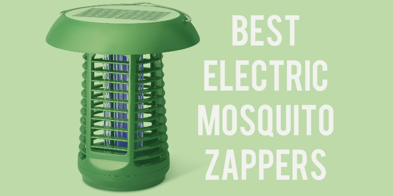 Best Electric Bug and Mosquito Zapper Reviews