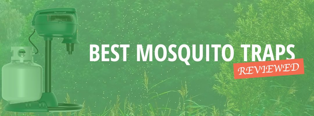 Best-Selling Mosquito Traps Reviewed