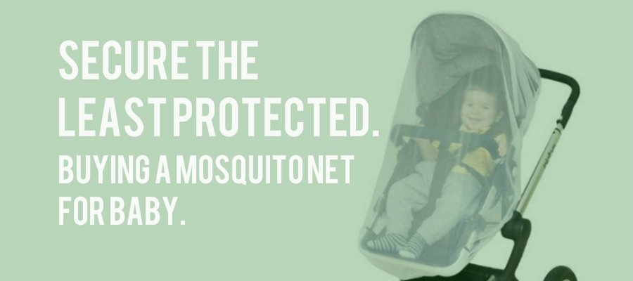 mosquito net for baby
