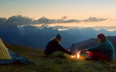Camping and backpacking mosquito control tips