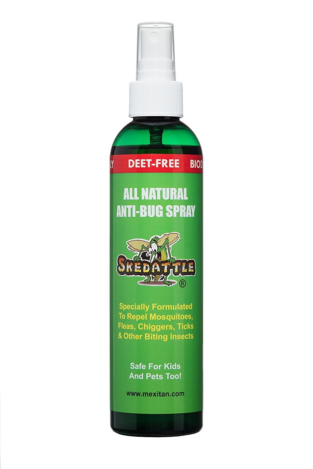 One of the greatest features of this particular spray is the fact that not only the spray is natural and safe for you, but the packaging of it is ...