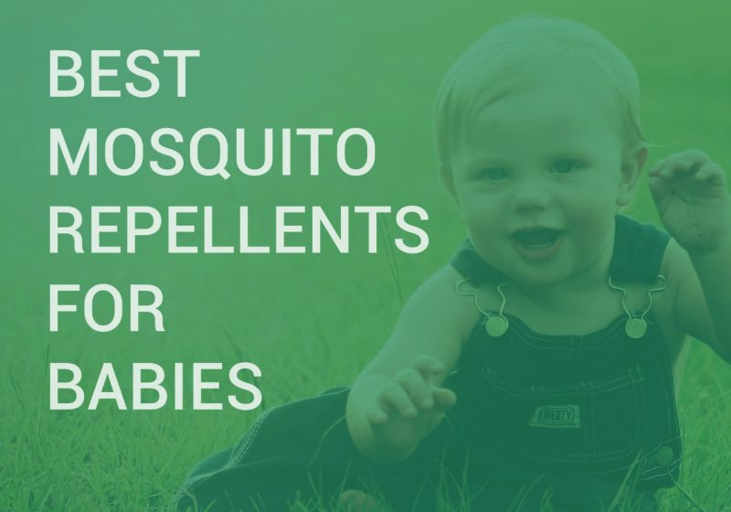 baby safe mosquito repellent