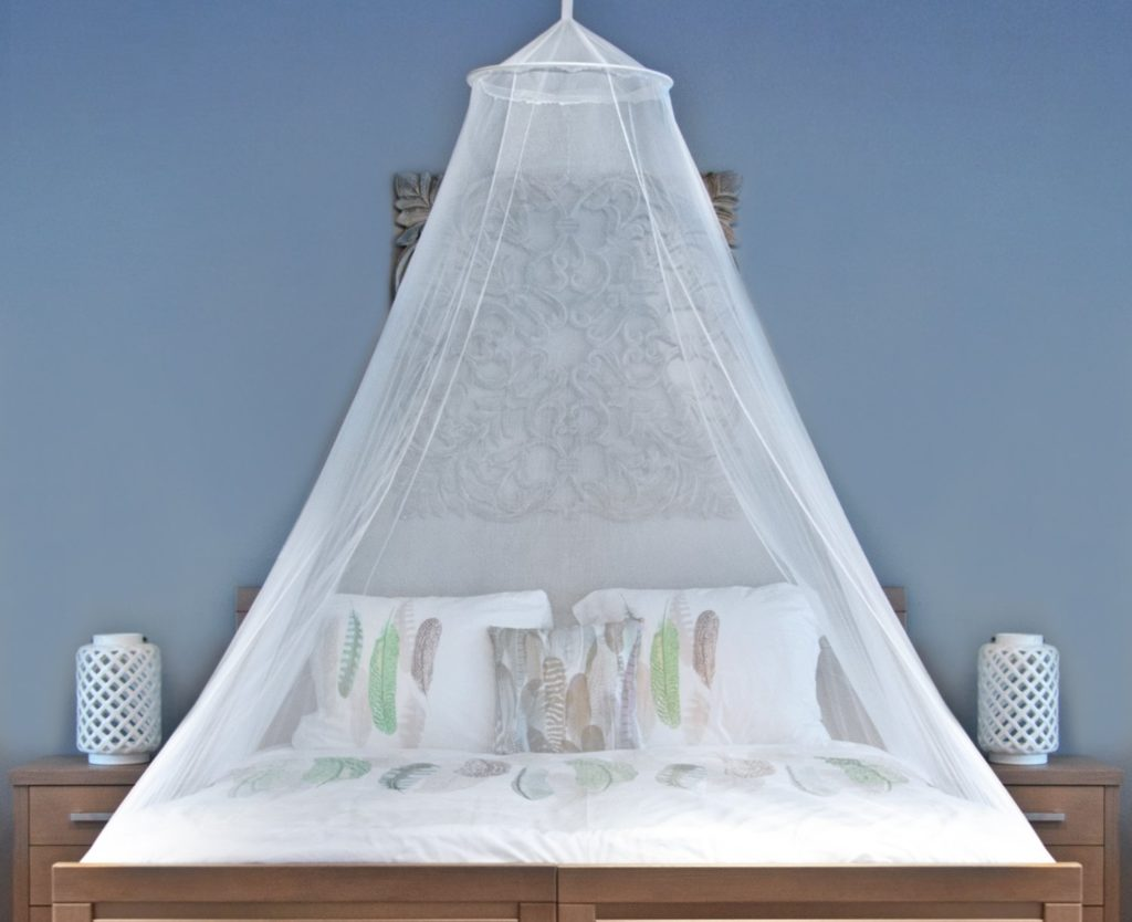 Universal Backpackers King Size Mosquito Net