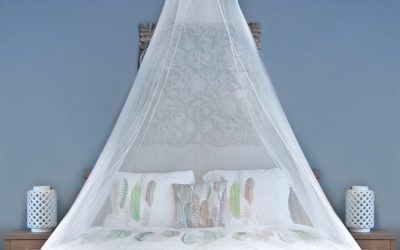 Universal Backpackers King Size Mosquito Net review