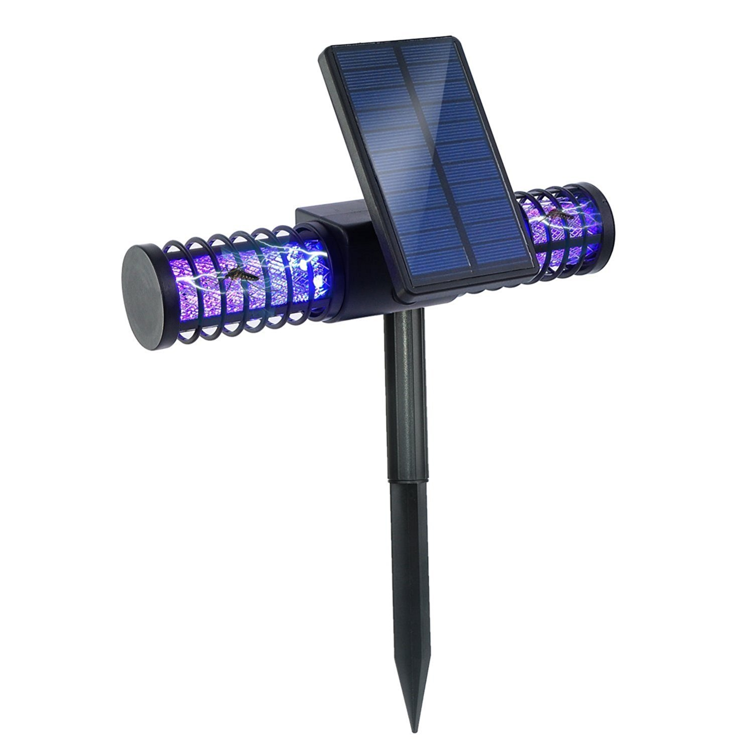 Best solar powered bug zappers