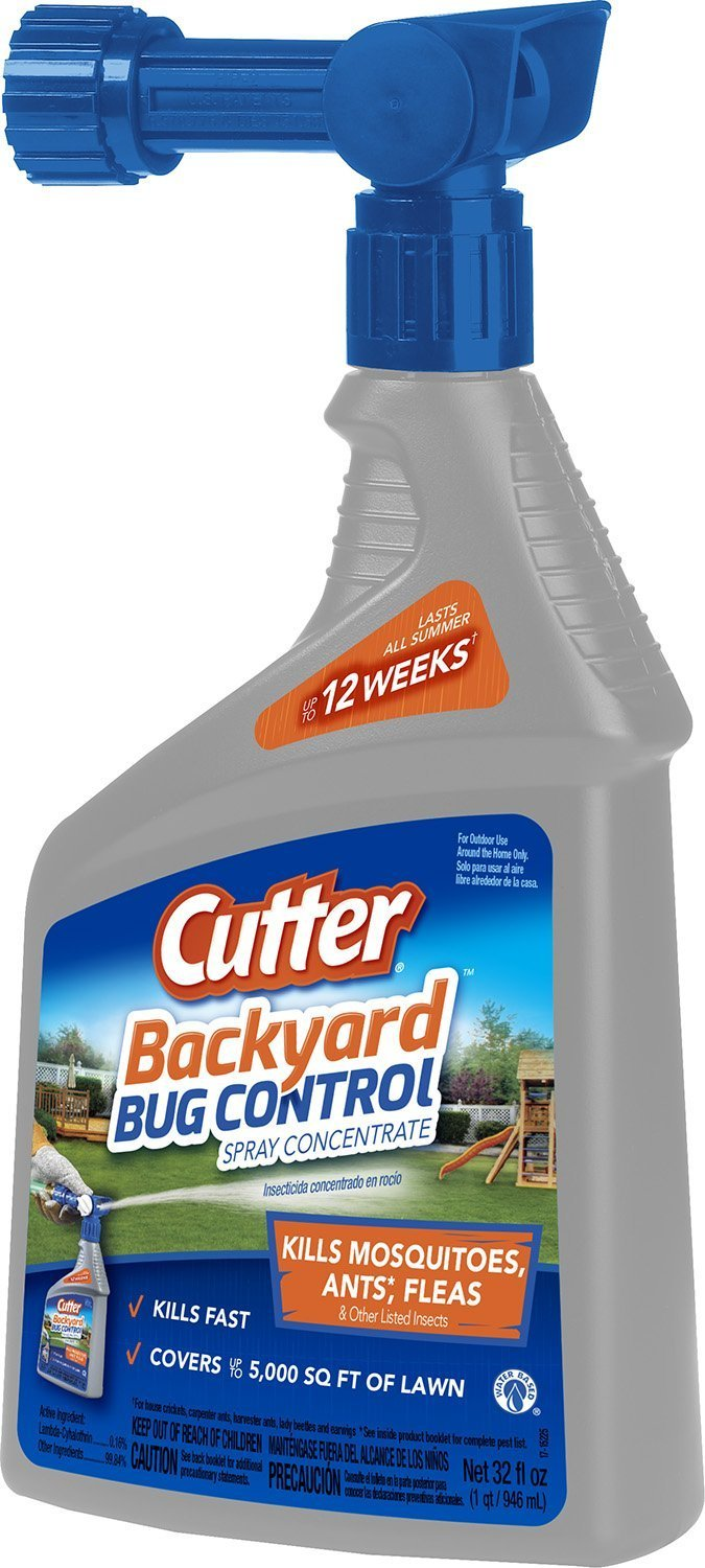 Cutter Natural Bug Spray Review