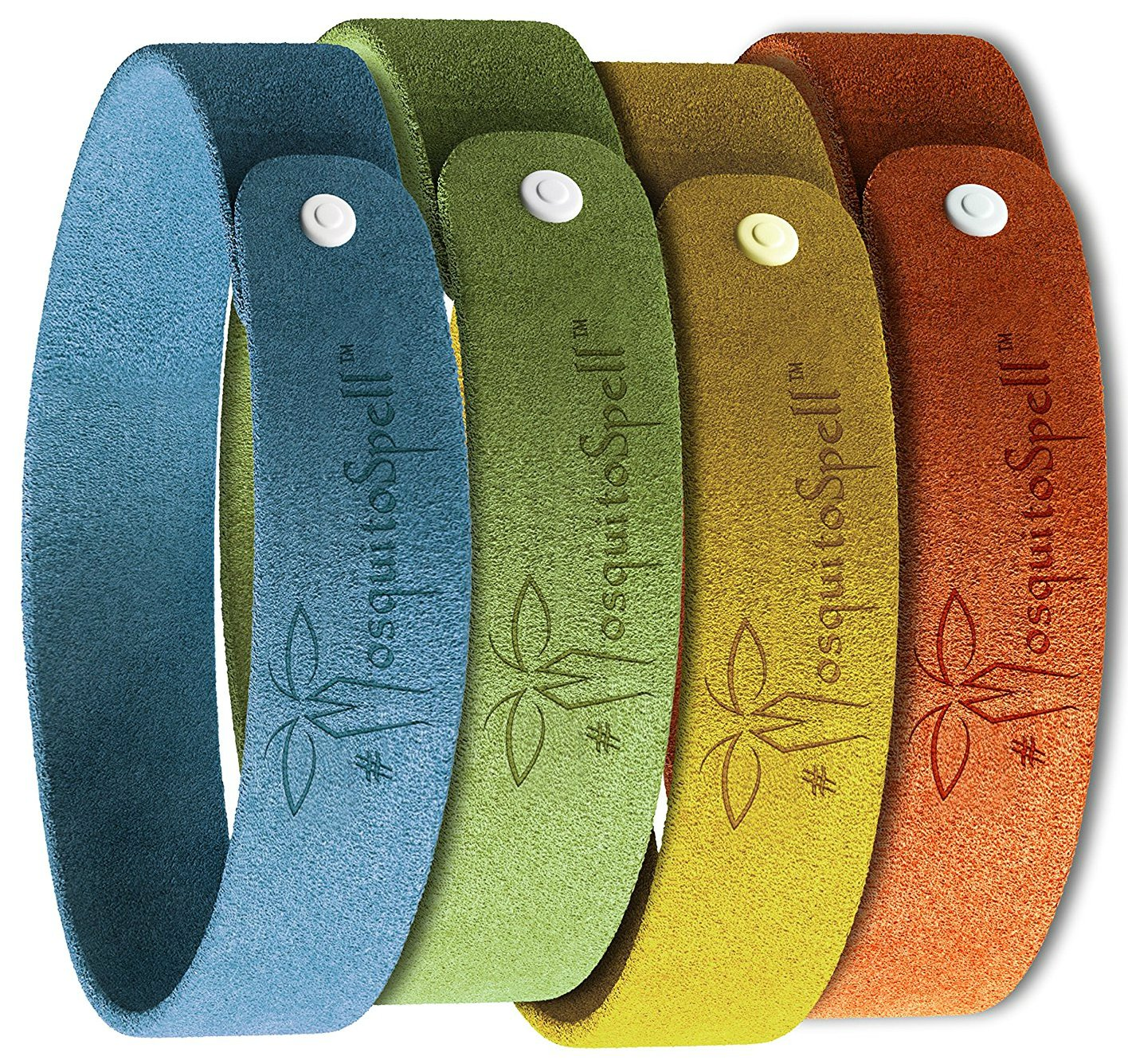Mosquito Repellent Bracelets Mosquitospell Wristband