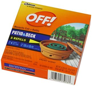 off mosquito coil