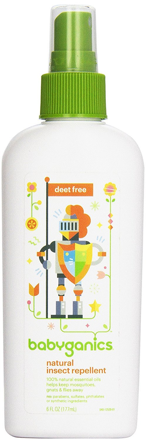 Best Deet Free All Natural Mosquito Repellents Insect Cop