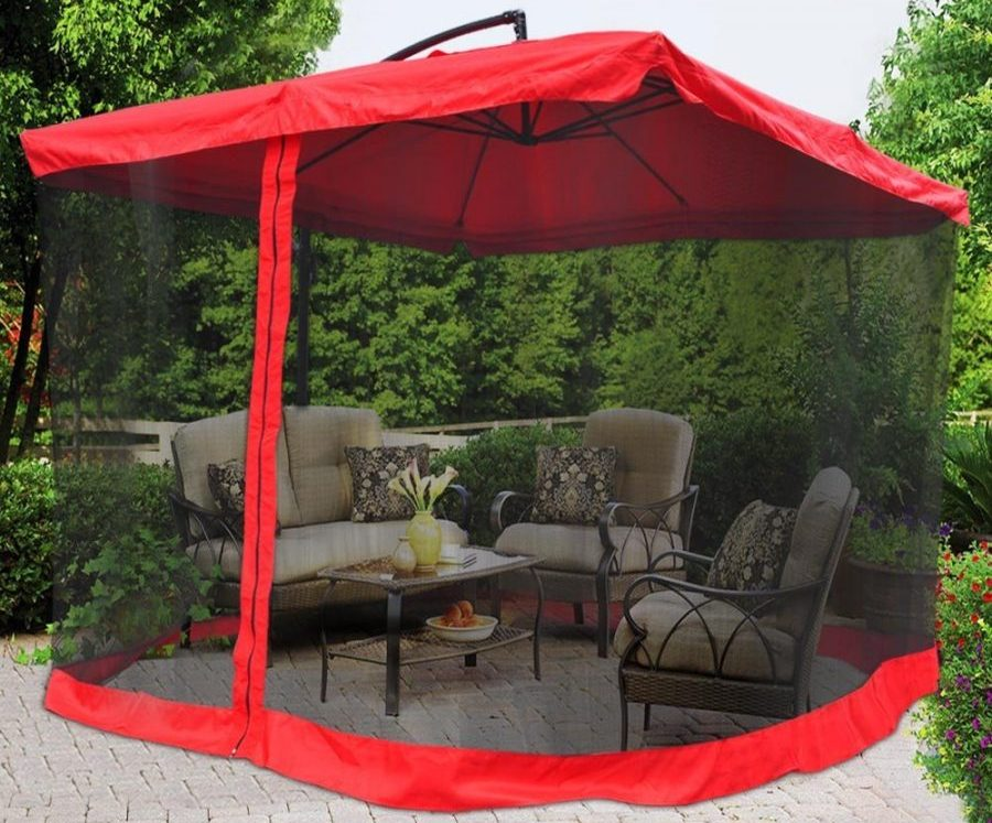 Best mosquito netting for patio insect cop - Insect netting for gazebo ...