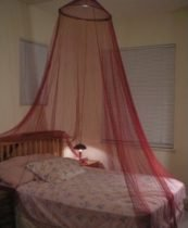 Crib Netting Steel Baby Bed Eco-friendly Canopy Bedcover Round Mosquito Net Curtain Bedd Keeps Out Mosquitoes Mother & Kids