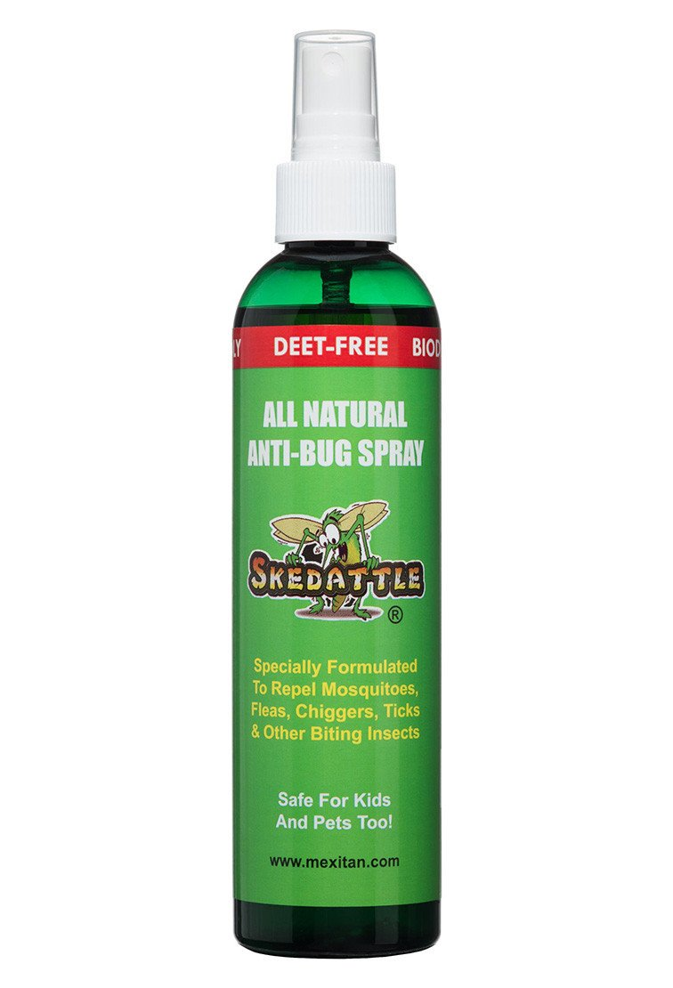 Best Natural Insect Repellent
