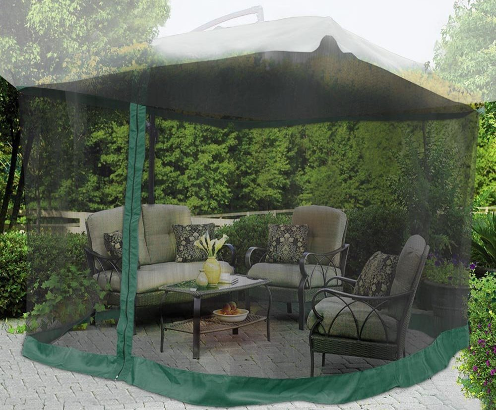 The Yescom Green Mosquito Netting Screen Mesh Net For The Outdoor Patio Is  Mainly Designed To Keep Away Irritating Mosquitoes And Other Biting Insects  ...
