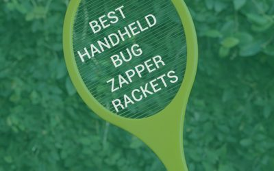 Best handheld bug zapper rackets for mosquito swatting