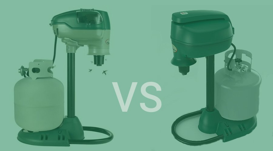 Mosquito magnet reviews: MM4100 vs MM4200