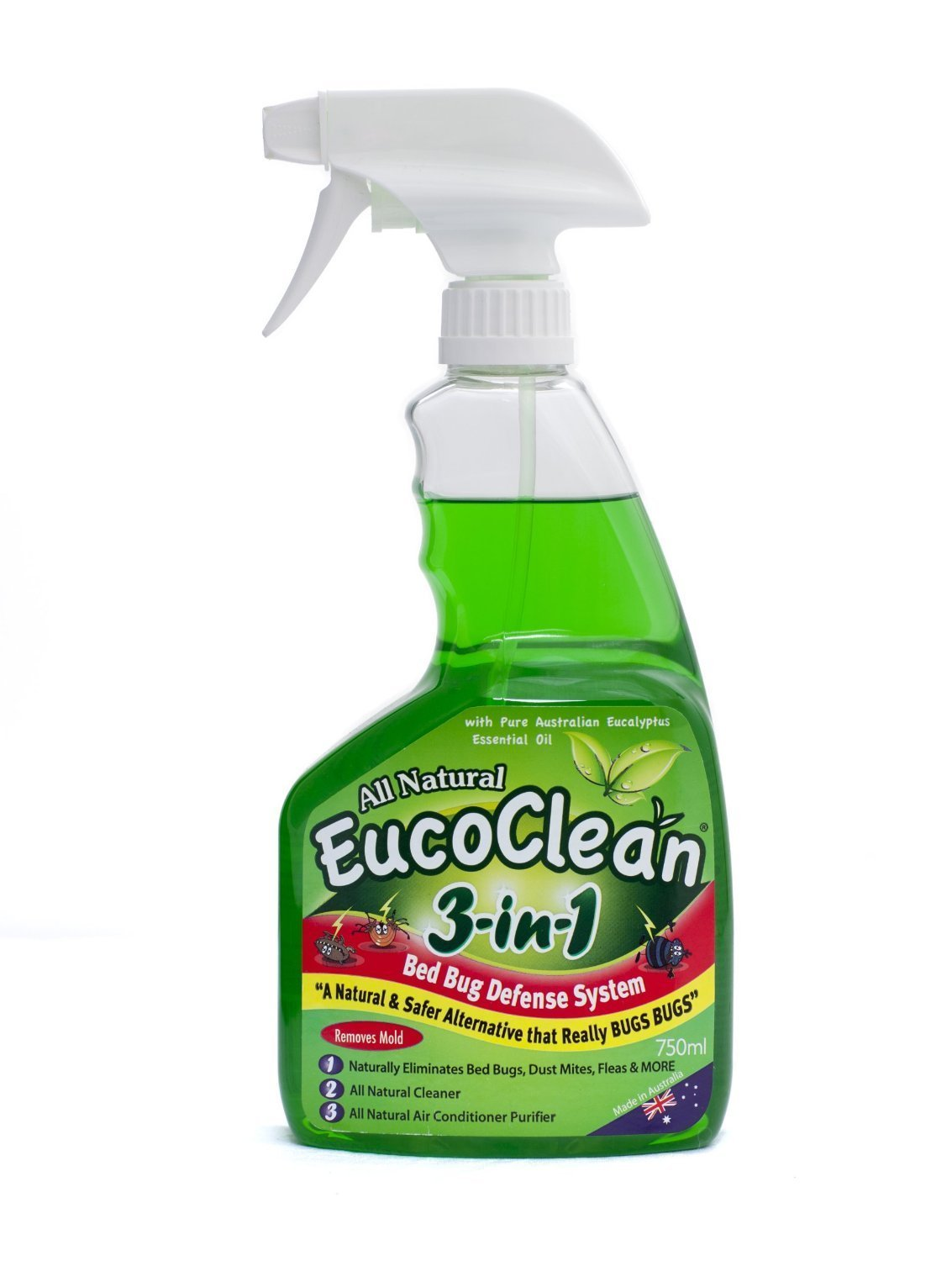 Eucoclean For Bed Bugs