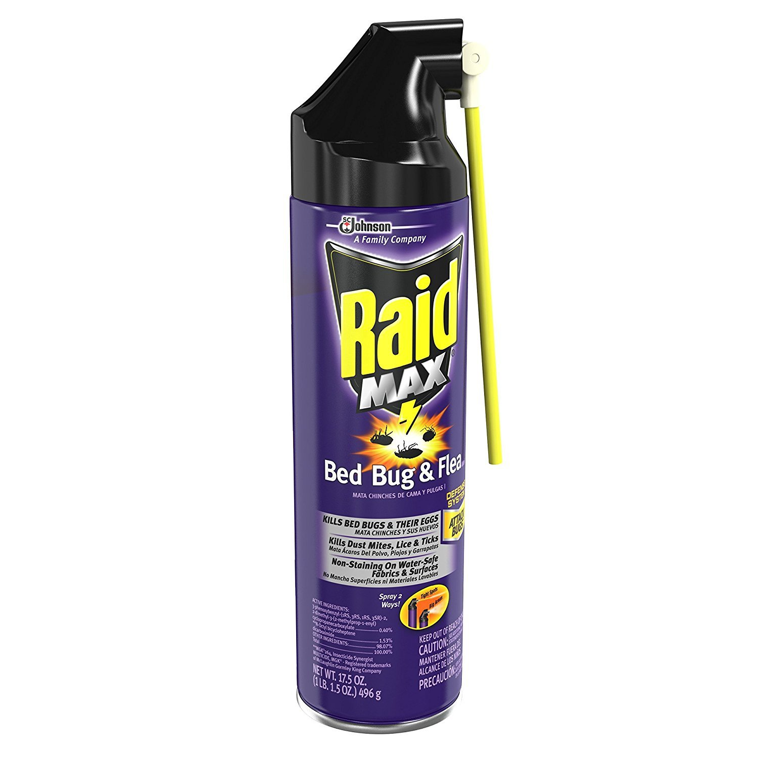 Best Bed Bug Sprays Insect Cop