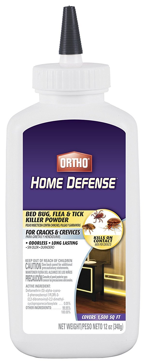 Best Bed Bug Powders Insect Cop