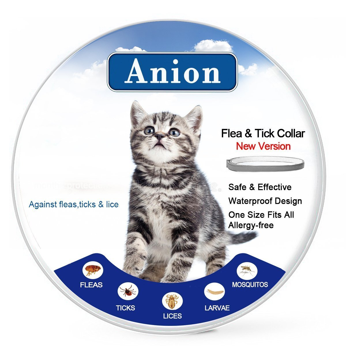 Best Flea Collar For Dogs And Cats