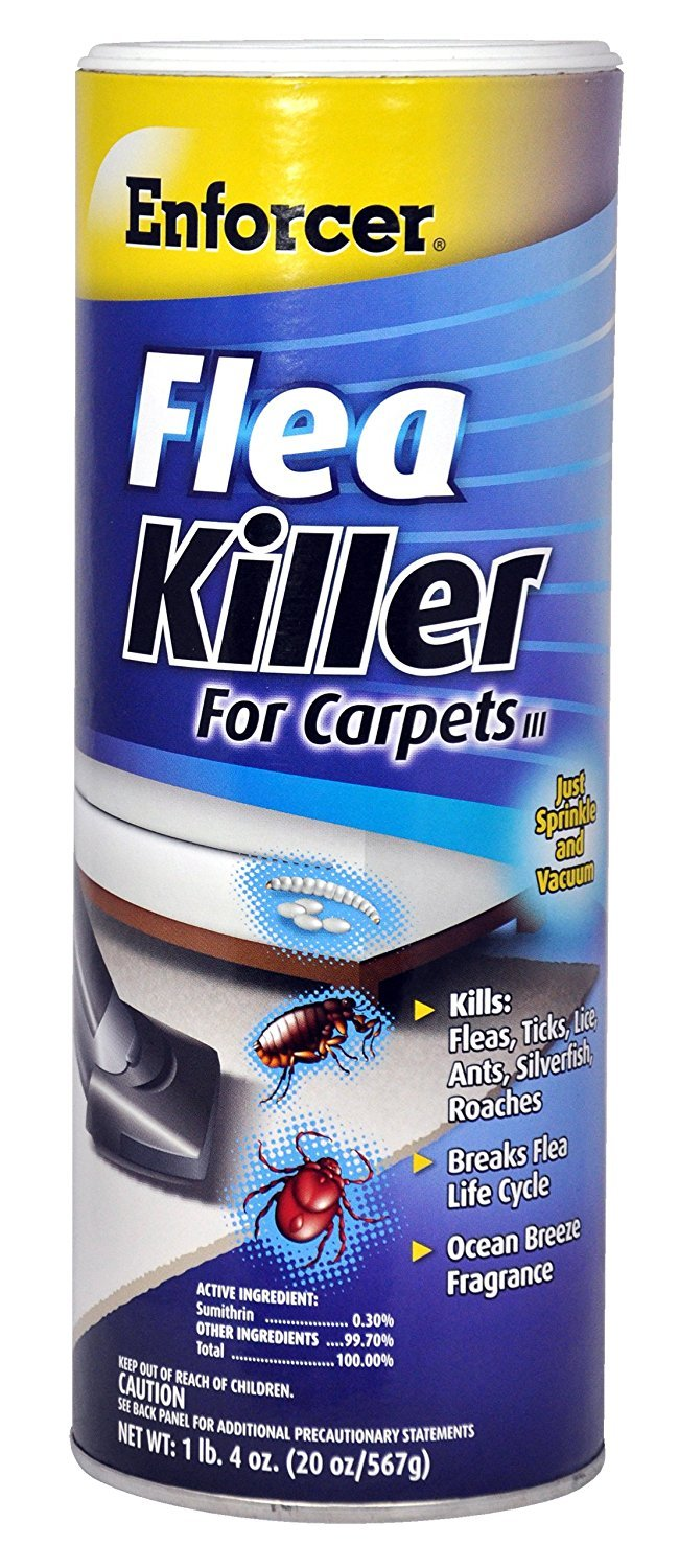 Best Flea Carpet Powders Insect Cop