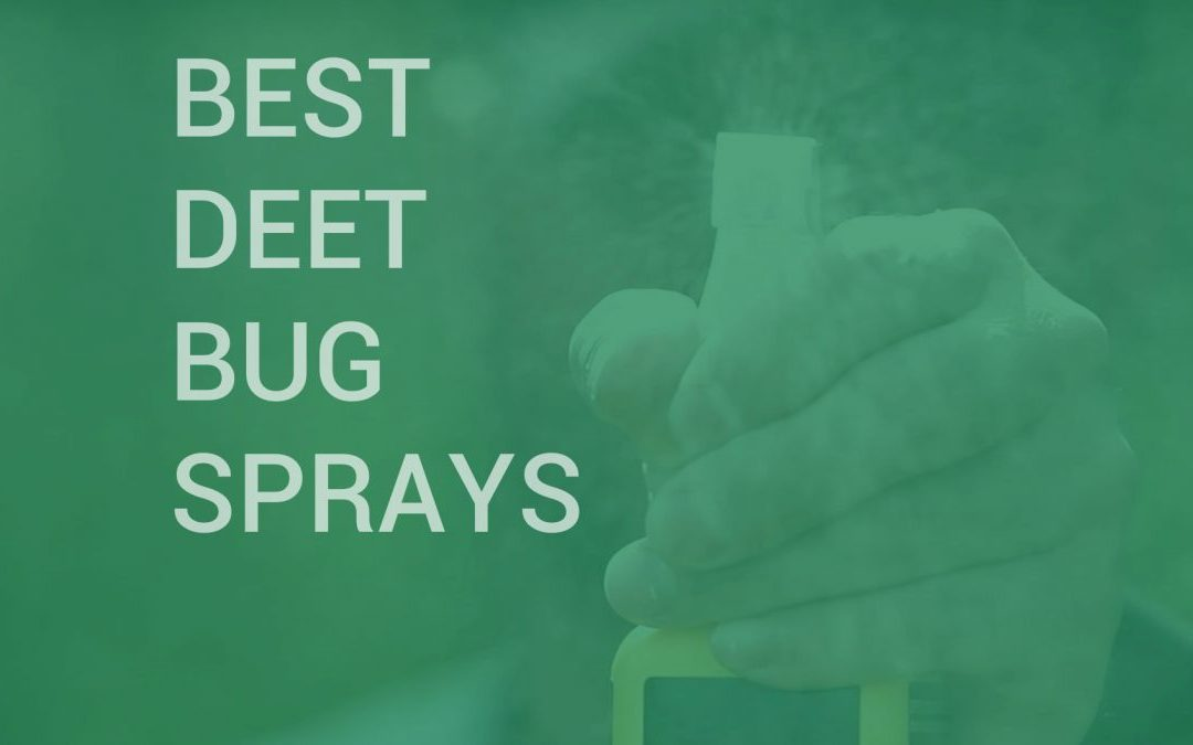 Best DEET Bug Sprays