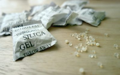 Does silica gel kill bed bugs?