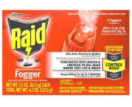 The Best Bug Bombs and Foggers for Spiders | INSECT COP