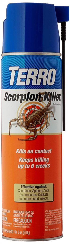 scorpion killer spray
