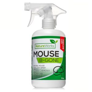 mouse repellent spray