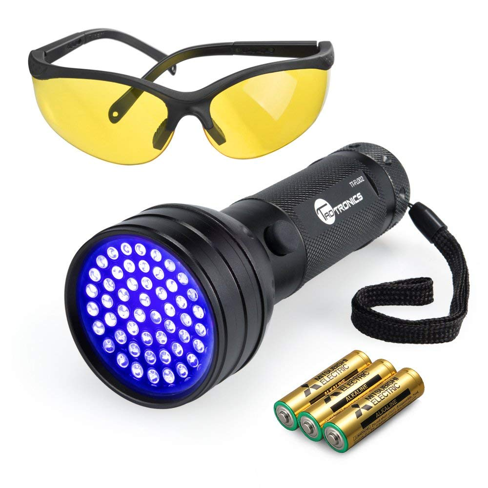 bed bug detector light