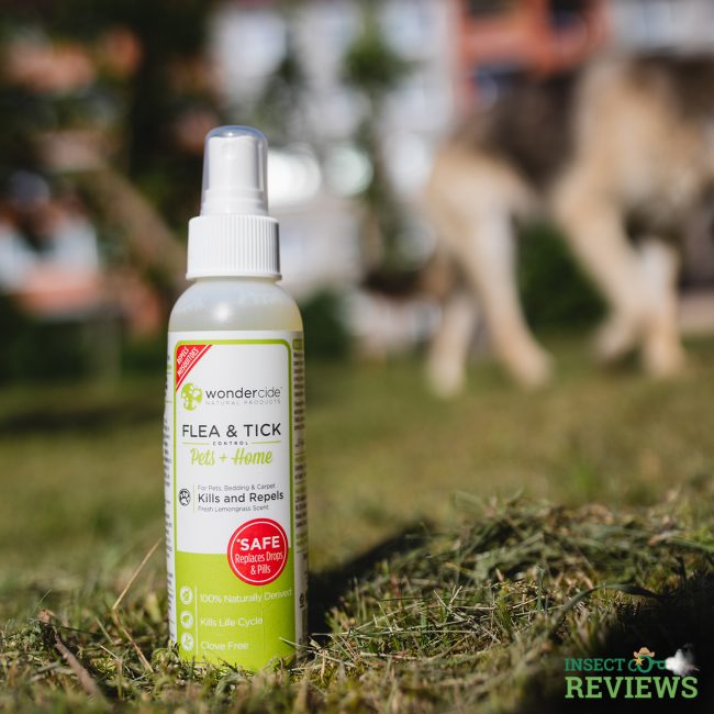 Wondercide Flea and Tick Spray for Pets & Home Review