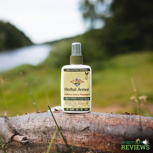 All Terrain Herbal Armor Bug Spray Review