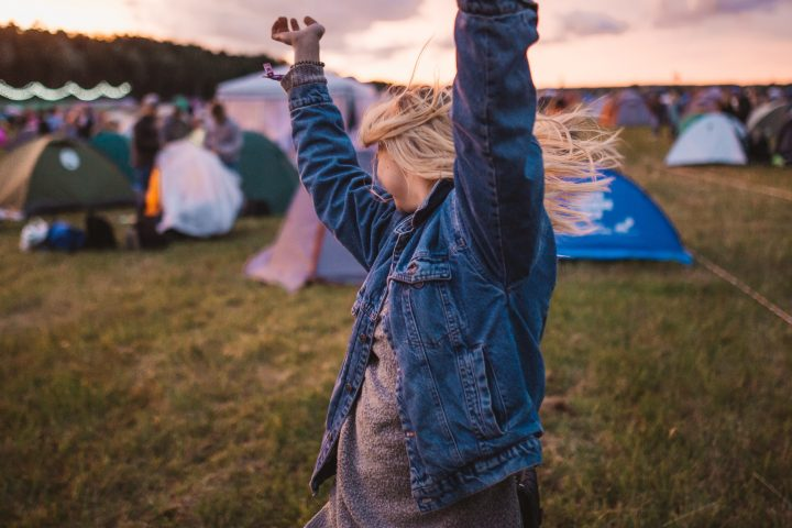 what bugs to look out for at music festivals